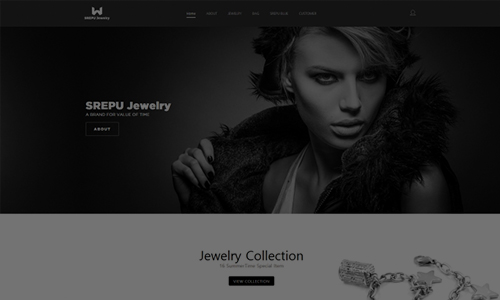 SREPU Jewelry
